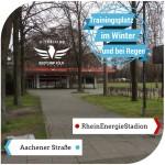 Bootcamp Köln - RheinEnergieStadion