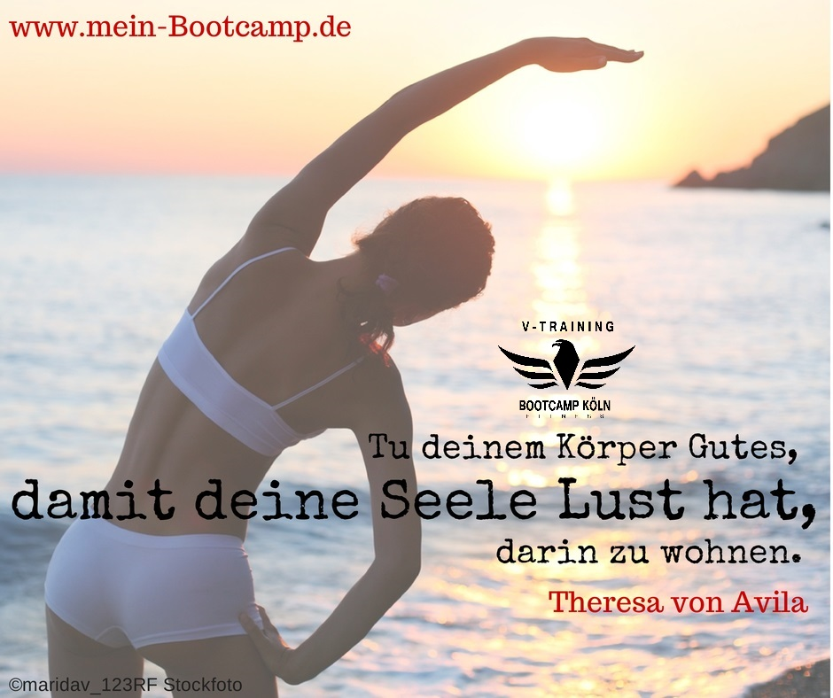 Bootcamp Köln - Tu deinem Körper gutes