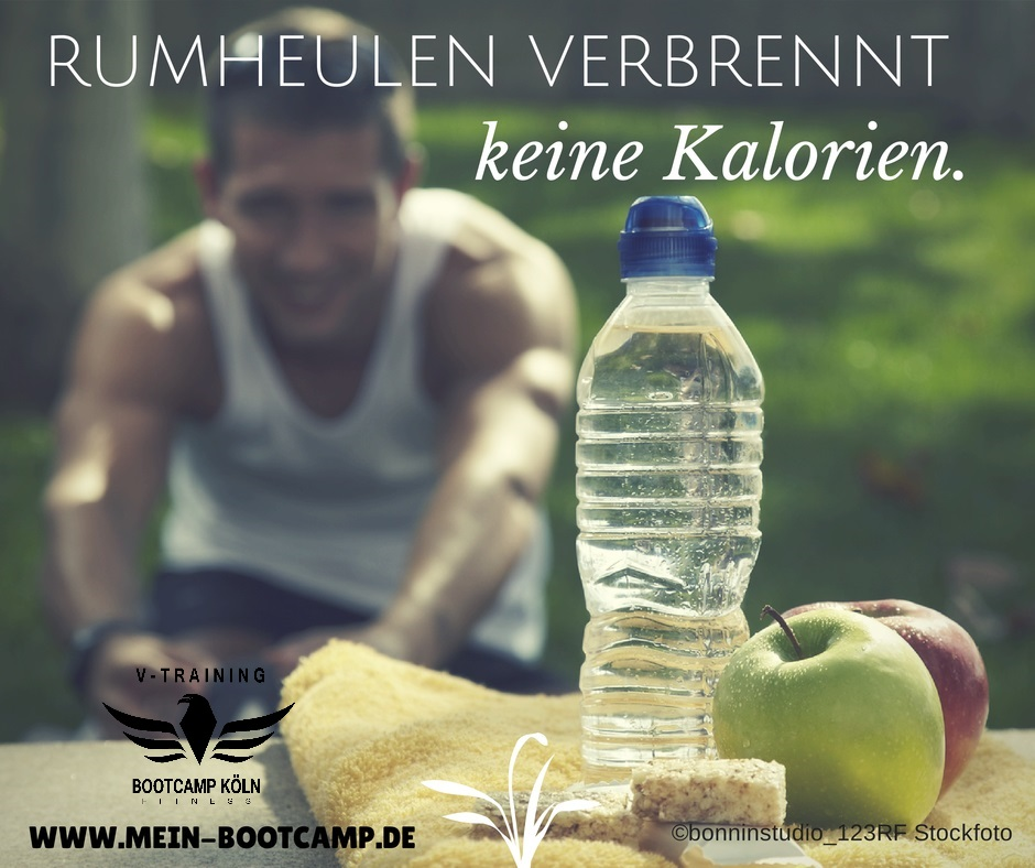 Bootcamp Köln - Verbrenne Kalorien