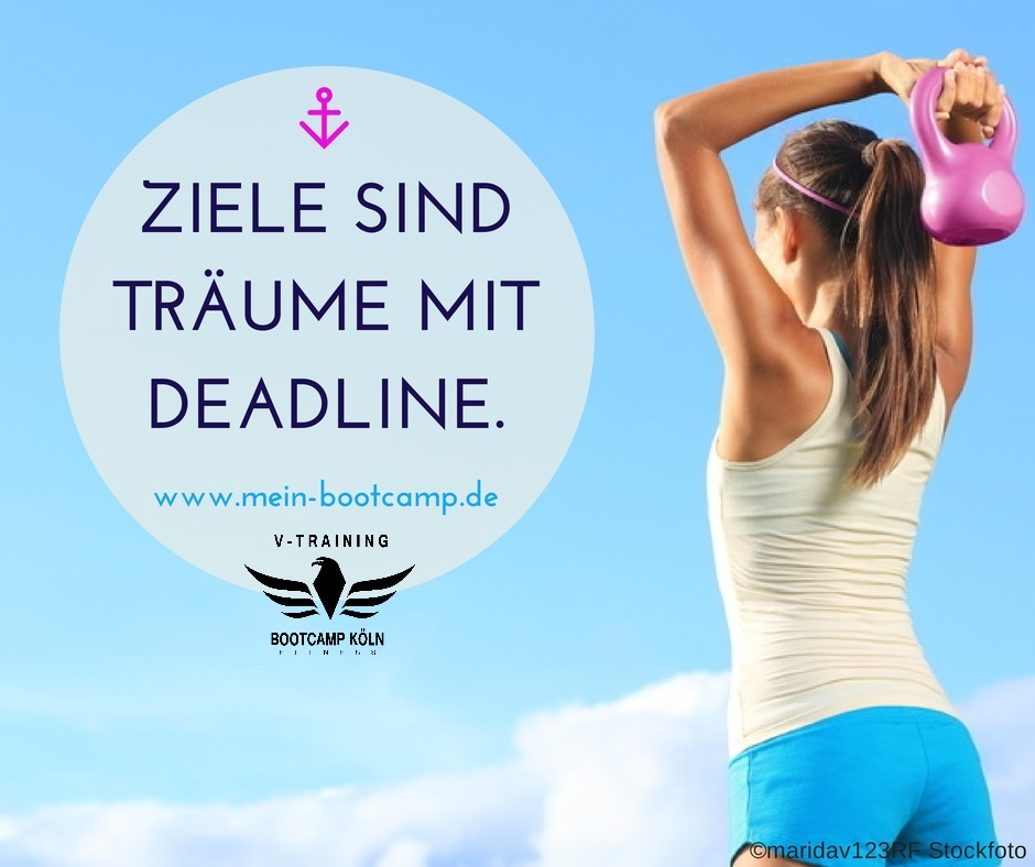 Bootcamp Köln - Verfolge deine Träume
