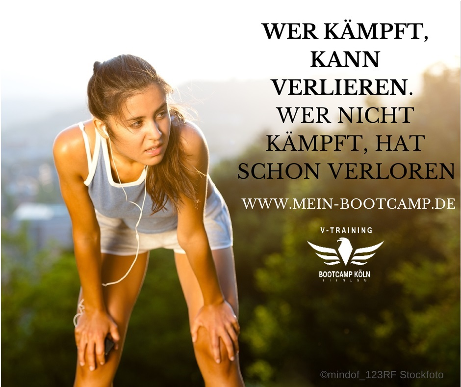Bootcamp Köln - Wer kämpft kann verlieren