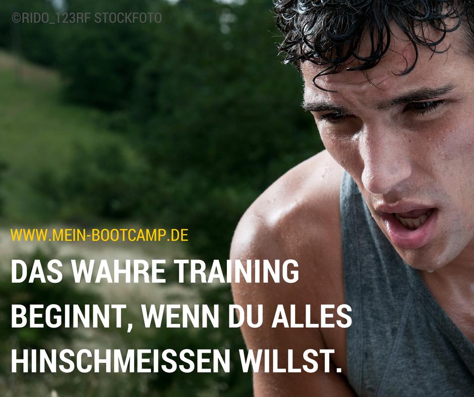 Das Wahre Training