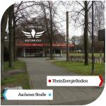 Trainigsort RheinEnergieStadion
