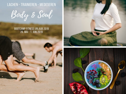 Early Bird für Body & Soul Fitnessurlaub